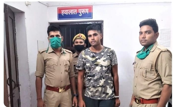 Army Trooper Arrested For Chain Snatching In Meerut, Is A National Level Athlete Also And So Is His Accomplice