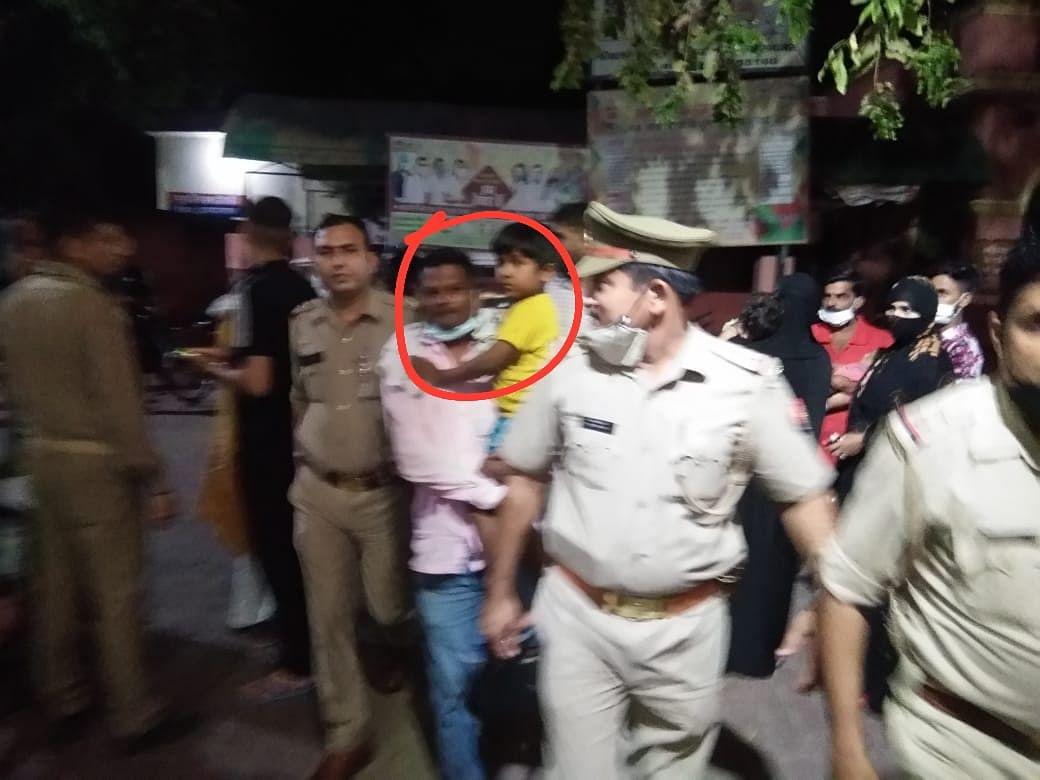 Muzaffarnagar Police Secures Safe Release Of Kidnapped Child After Gun Battle With Criminals