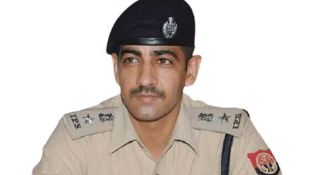 Pawan Kumar Named New Ghaziabad SSP, Babloo Kumar Takes Charge of Moradabad