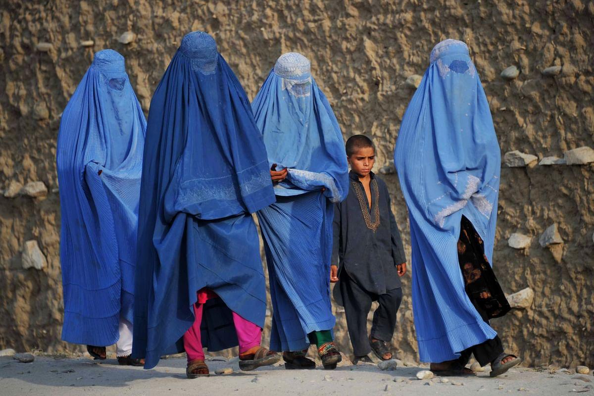 Fears Of A Return To The Dark Days Stalk Afghan Women Amid Taliban's Advance