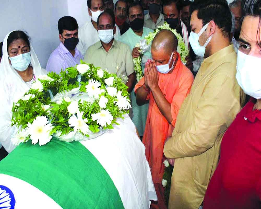 Following Kalyan Singh's Demise, Three Day Mourning In UP, Monday A Public Holiday