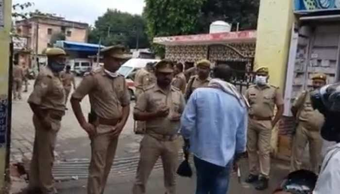 Hindu Seer Attacked Inside Dasna Devi Temple In Ghaziabad, Critical