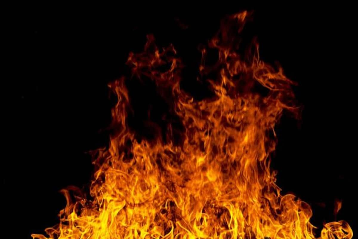 Fire In Five-Storey Noida Building Kills Two Girls, Others Evacuated