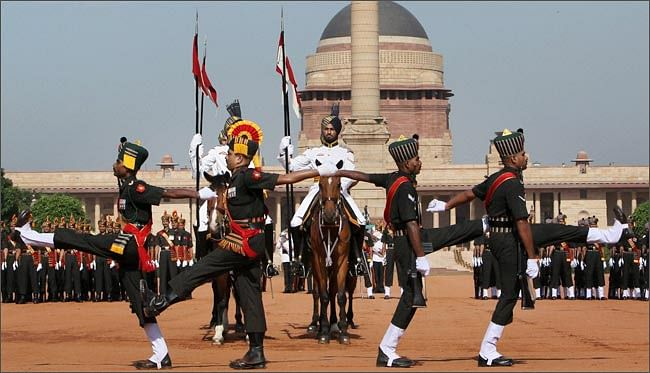 Change Of Guard Ceremony To Resume At Rashtrapati Bhawan From October 9