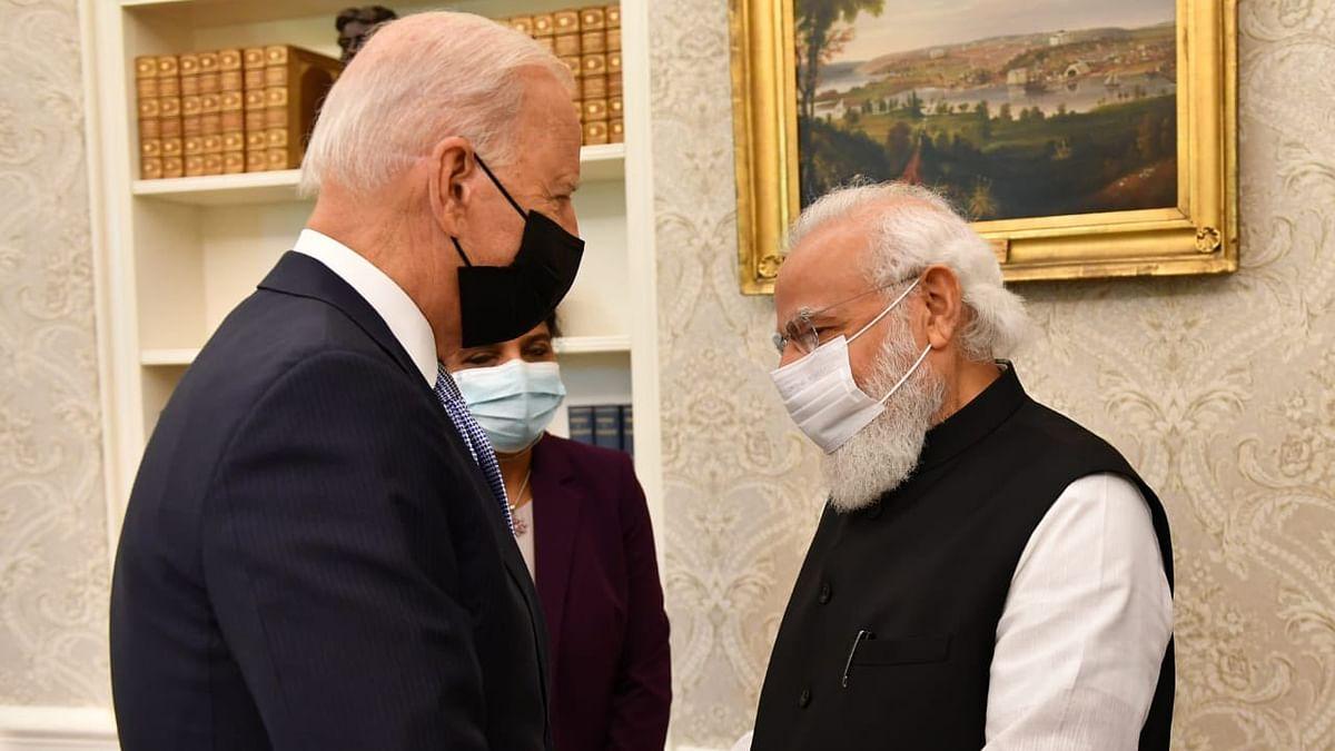 Modi-Biden Meet, Confident Of Stronger Indo-US Ties