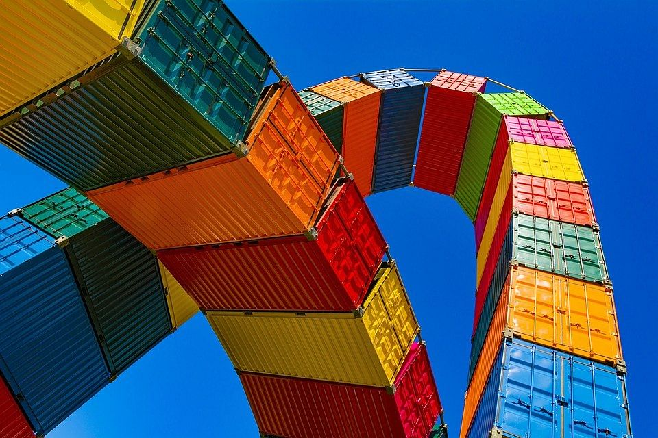 UP Exports Goods Worth Rs 21,500.85 Crore In April-May This Year