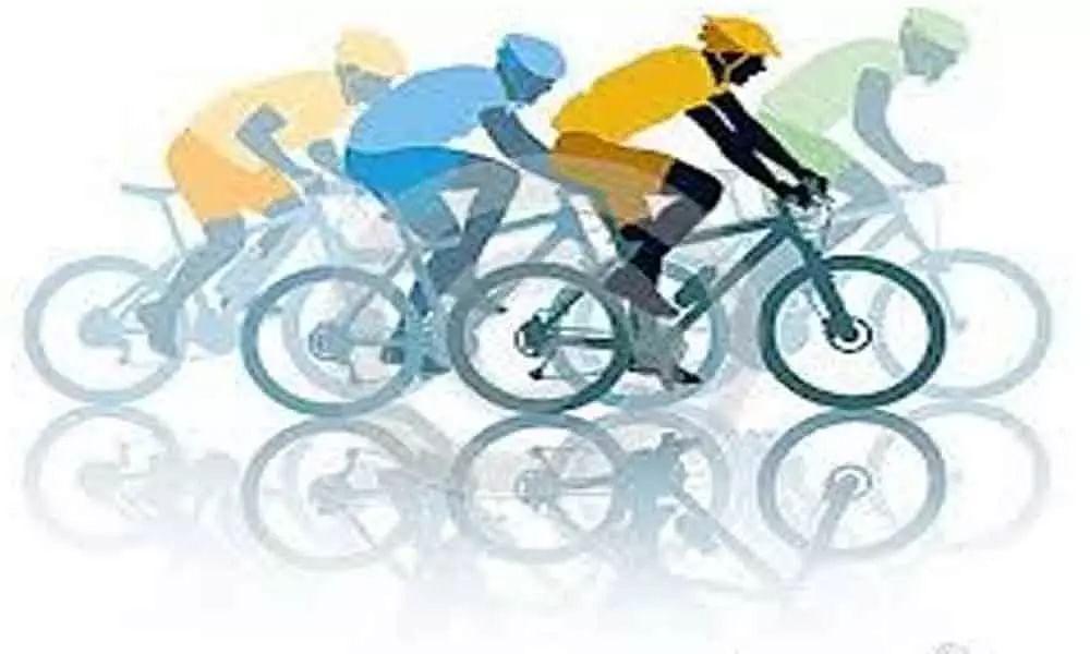 Cycle Rallies To Celebrate Azadi Ka Amrit Mahotsav
