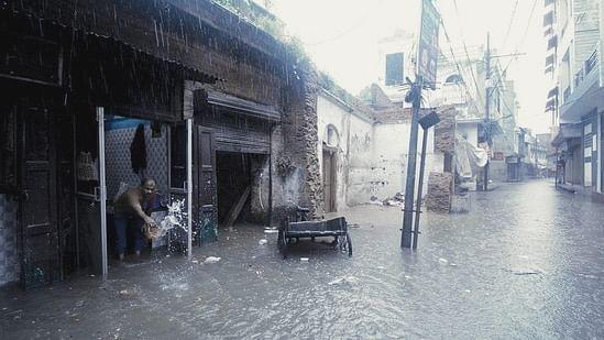Two Kids Drown In Lucknow In Rain Water Filled Roadside Ditch