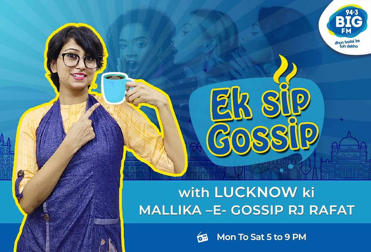 RJ Rafat Wins Hearts And Audience With Her Ek Sip Gossip Show