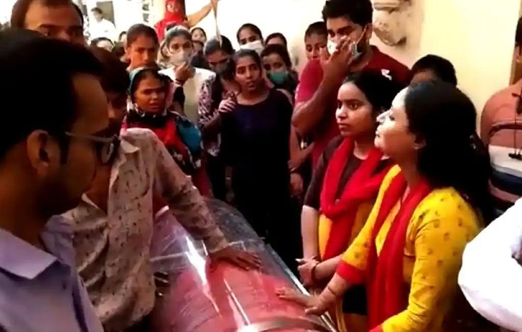 आरपीआई ने मुख्यमंत्री को लिखा पत्र, मनीष गुप्ता हत्याकांड में दोषी पुलिसकर्मियों के खिलाफ हत्या के तहत मुकदमा की मांग