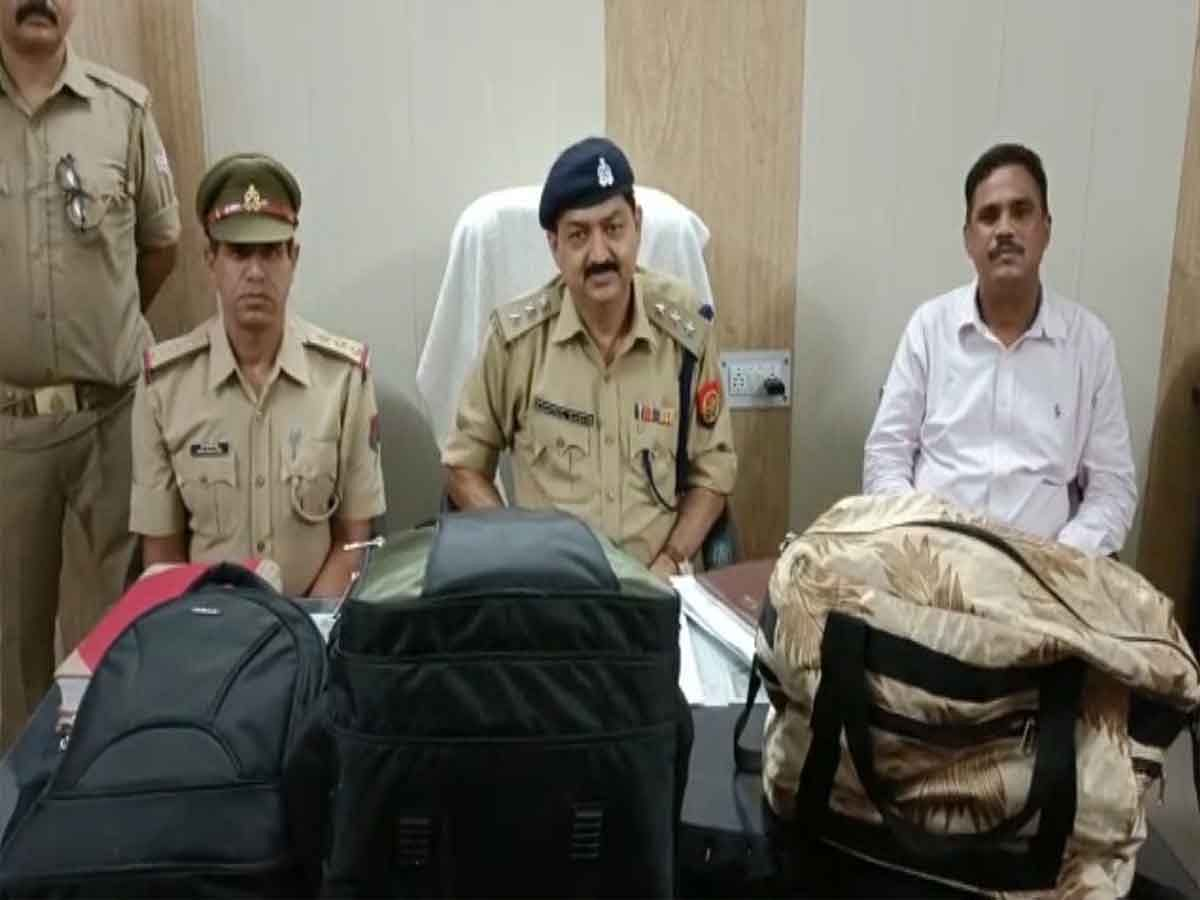 Gold Worth Rs 1.5 Crore Seized From Four Rajasthan 'Couriers' At Kanpur Railway Station