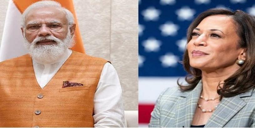 US VP Kamala Harris Will Be Modi's Host In Washington