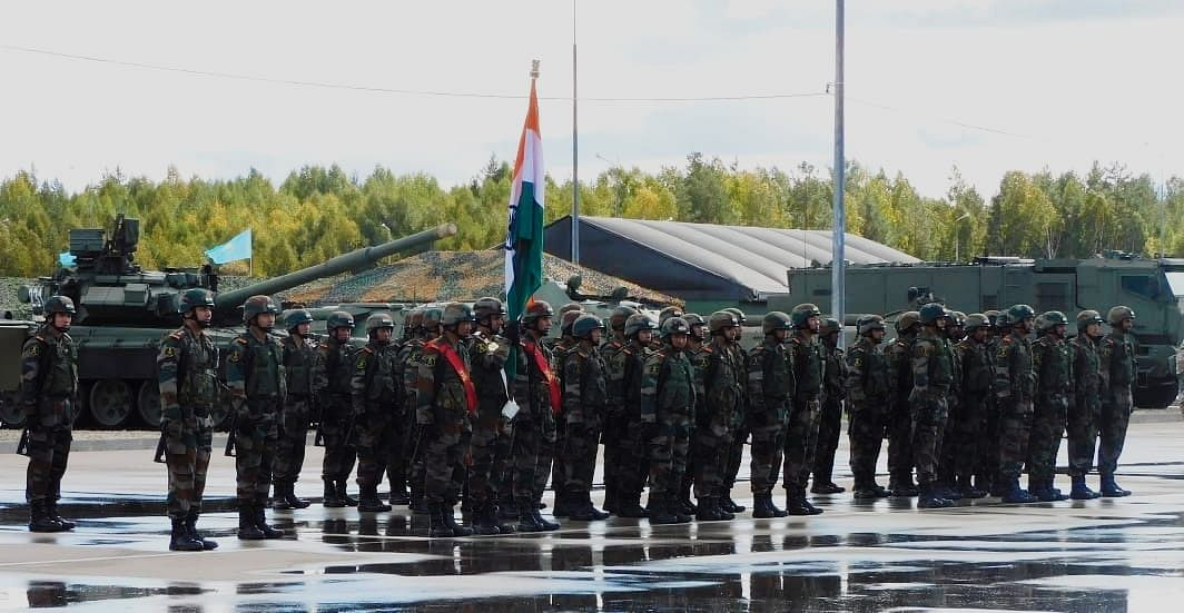 Indo-Russian Joint Military Exercise Culminates At Novgorod