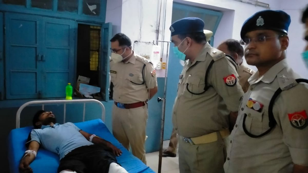 Mathura Police Nab Prime Accused In Rs 1.5 Crore Robbery After A Gun Battle