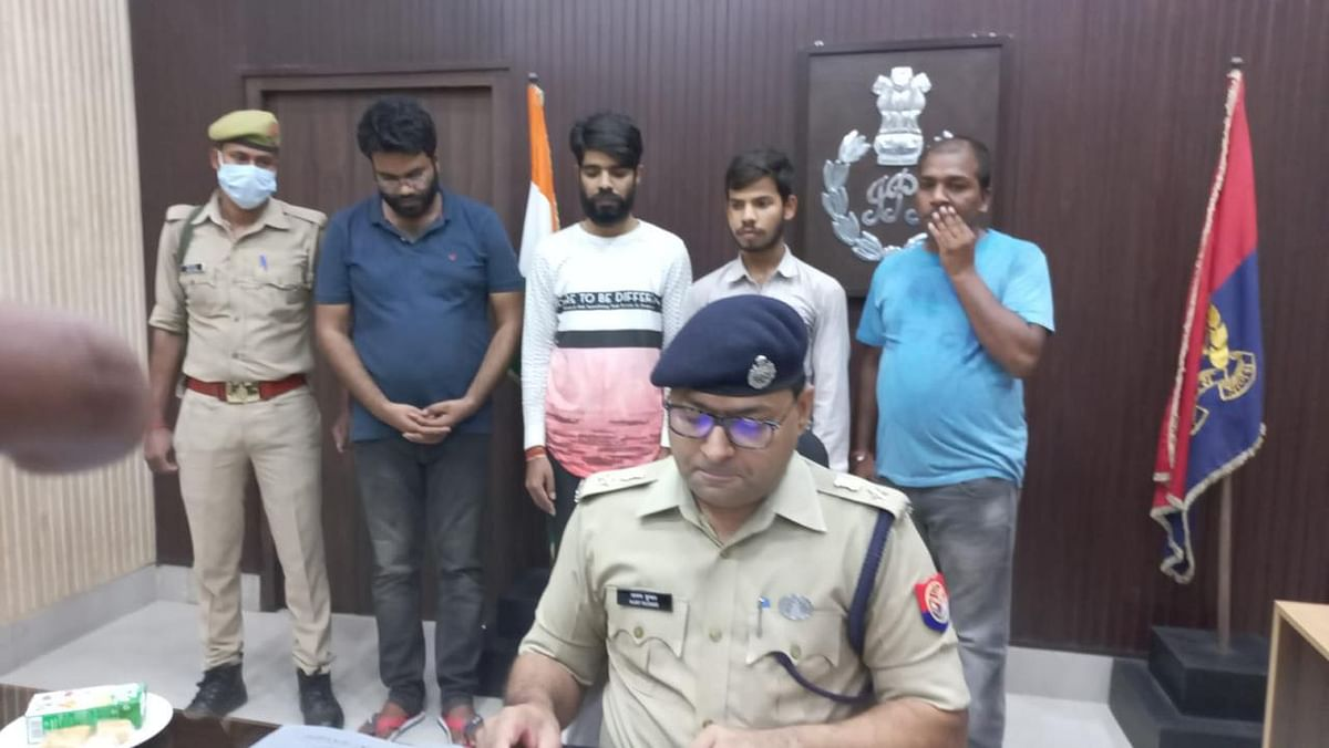 Inter-state Gang Of Cyber Criminals Busted By Hardoi Police, Has Odisha Links