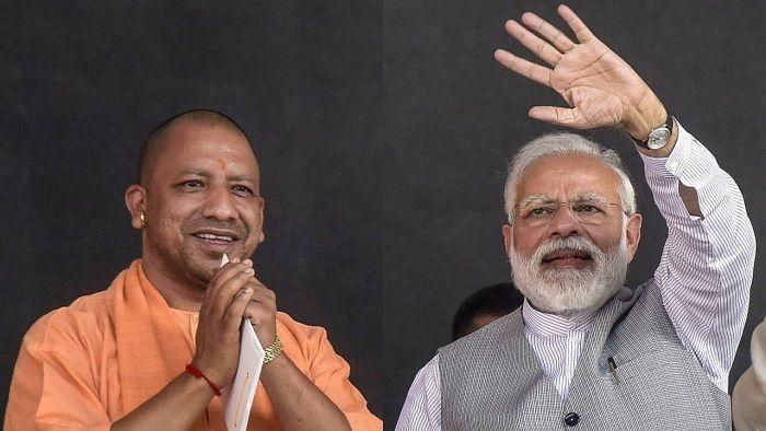 Modi Heaps Praise On Yogi, Says UP Now Hot Spot For Investors