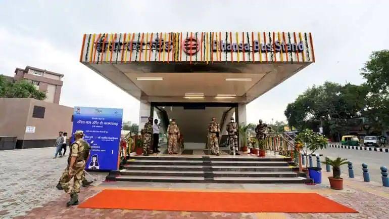 Najafgarh – Dhansa Bus Stand Section On Delhi Metro's Grey Line Inaugurated