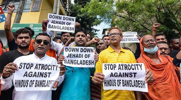 Making Sense Of New Delhi's Restrained Response To Bangladesh's Anti-Hindu Violence