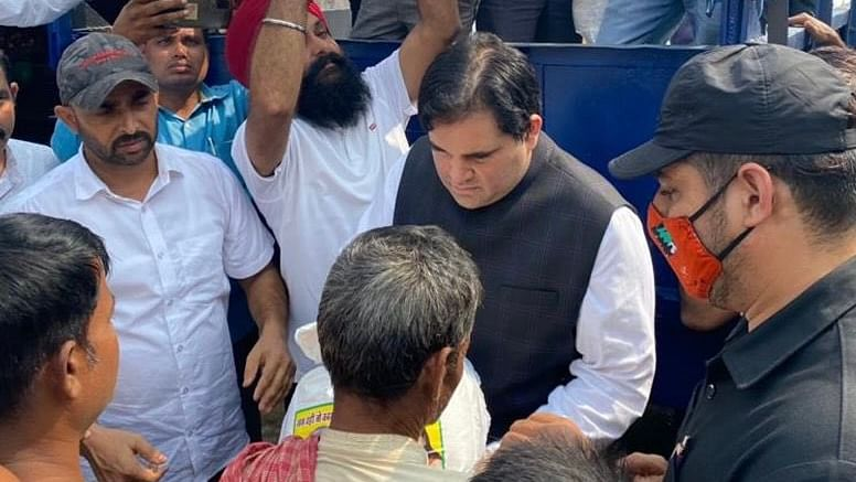 Painful To See System Missing, Common Man Fending For Self: Varun Gandhi On Floods In Terai