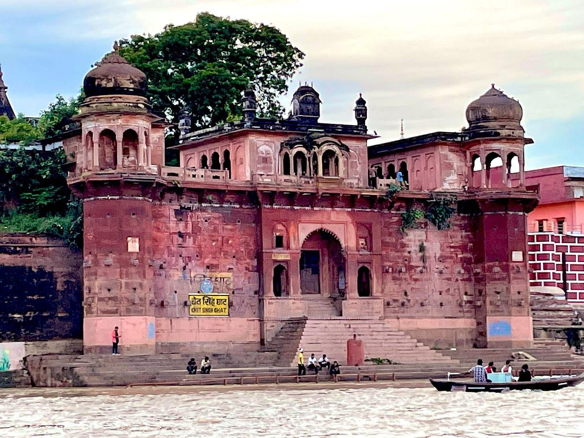 Varanasi Doctor Makes Passionate Plea To Save Historic Raja Chet Singh Fort