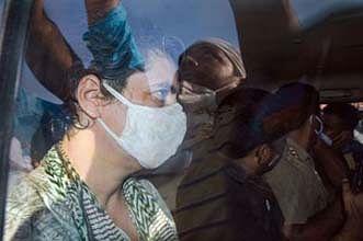 Priyanka Gandhi Held On Way To Meet Farmers In Lakhimpur Kheri, Congress Says So Was Expected