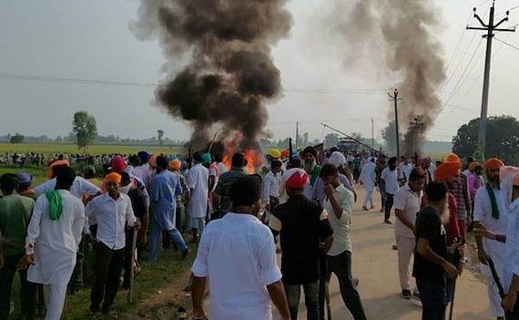 Eight Killed In Protests In Lakhimpur Kheri, CM Says Guilty Will Not Be Spared