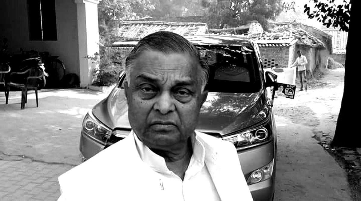 Veteran BSP Leader Sukhdev Rajbhar Passes Away At 70