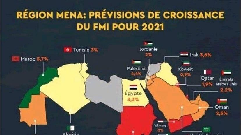 IMF Revises Its Forecasts Upwards For The Moroccan Economy