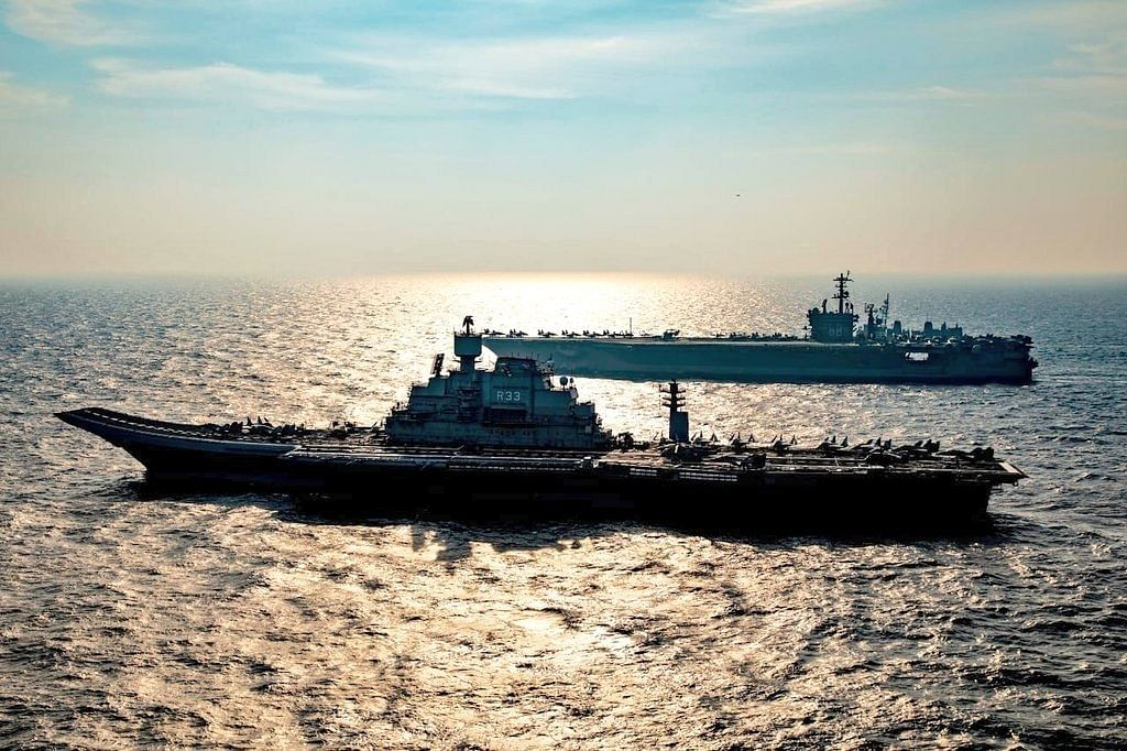 Multilateral Maritime Exercise Malabar In Bay Of Bengal From Tuesday