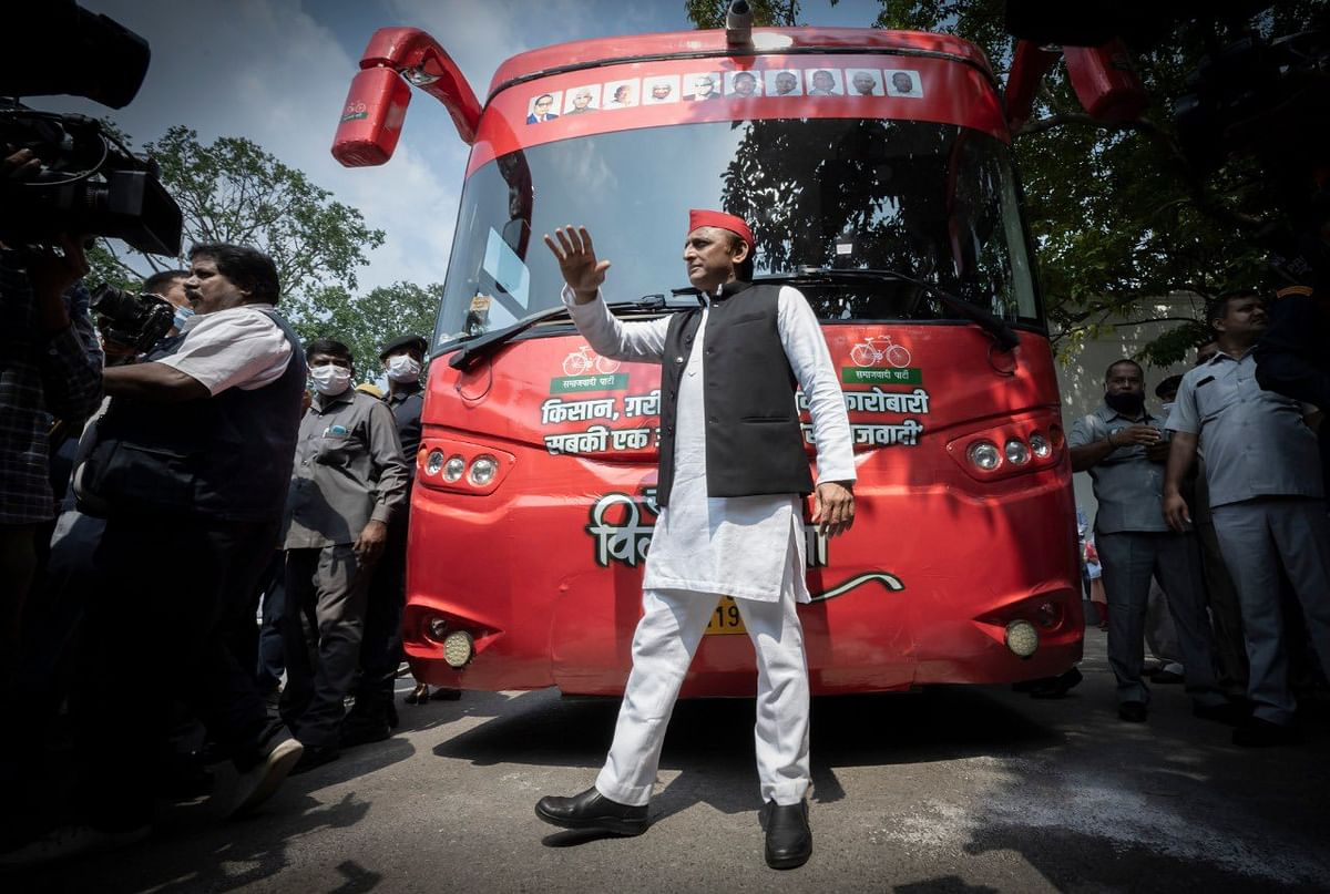 UP Minister Ridicules 'Five Star' Rath Yatra Of Akhilesh Yadav