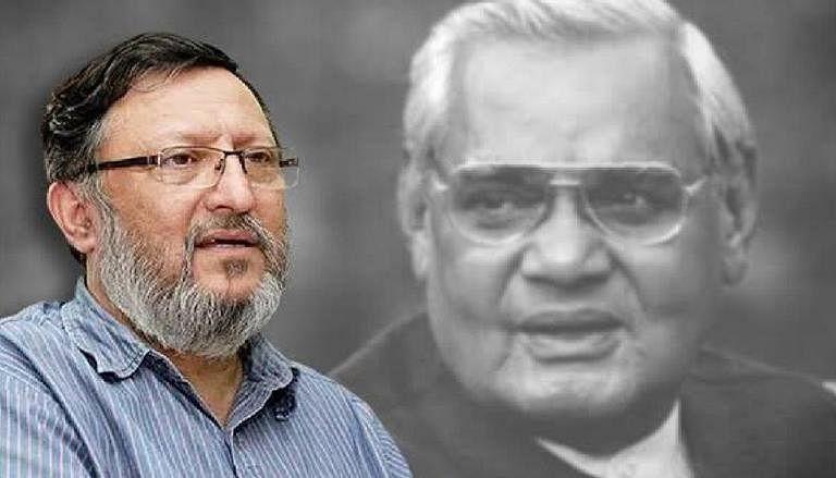Retired IAS Shakti Sinha Who Served As Private Secretary To Vajpayee Passes Away