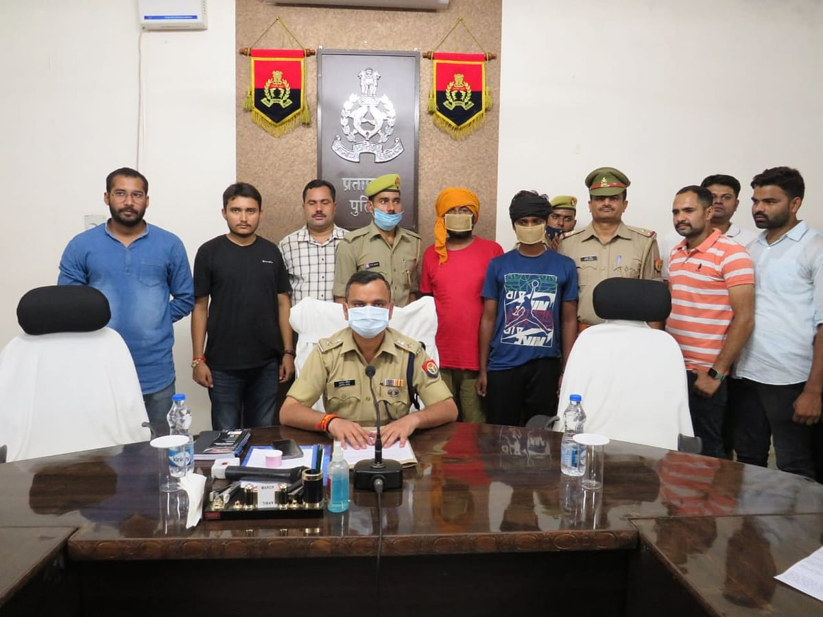 Drug Ring Busted In Pratapgarh, Over Three Quintals Of Opium Worth Rs 60 Lakhs Seized