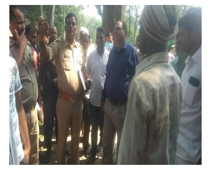 Mother-Son Electrocuted In Prayagraj Village, Angered Mob Demands Compensation