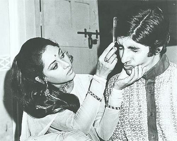 Jaya Bachchan 71th birthday: The Lovable 'Guddi' Jaya Bachchan ...