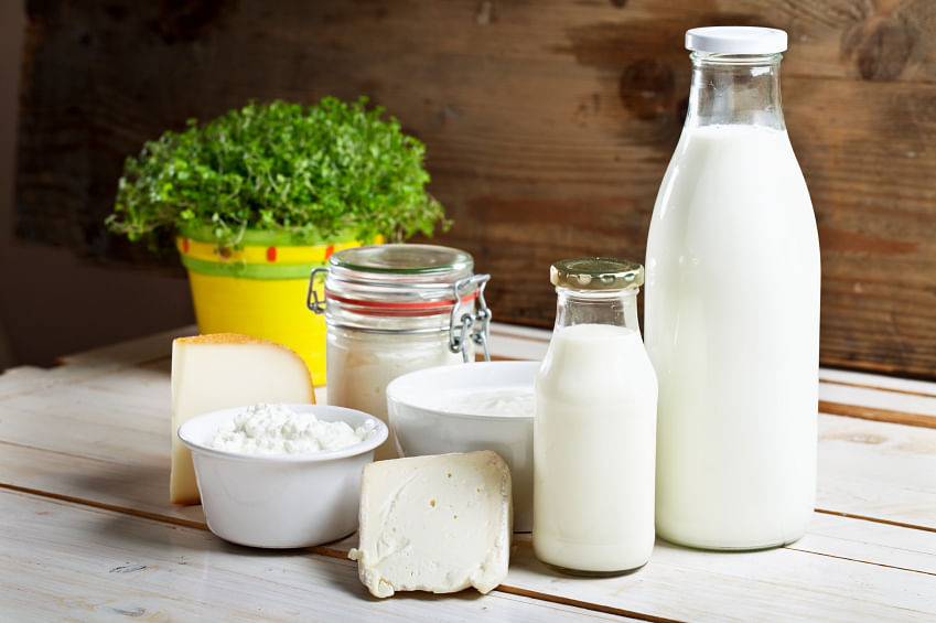 Vegetarians who are looking to increase their B12 intake should pay attention to consuming dairy products.