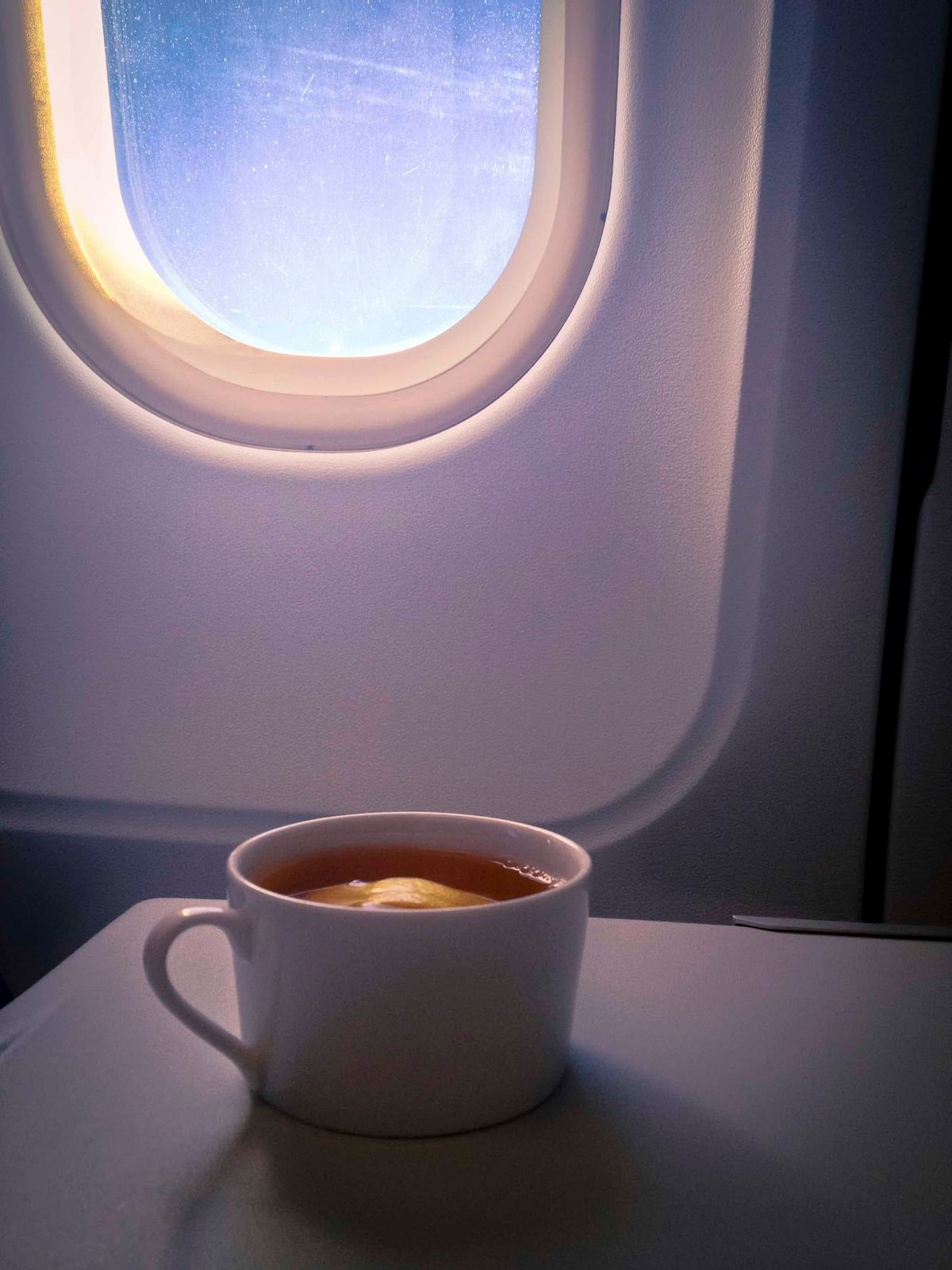 A special range ofTwinings Tea blends perfectly well at high altitudes (Photo: iStock)