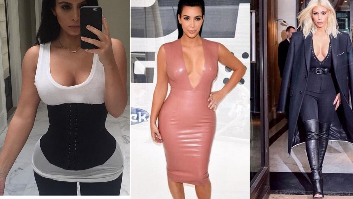 You may enjoy following social media icons like Kim Kardashian, but is it affecting your self image?