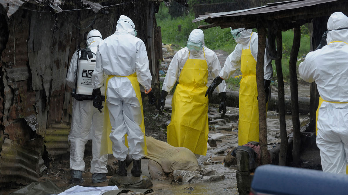 Congo's Ebola Outbreak Now 2nd Largest in History: WHO