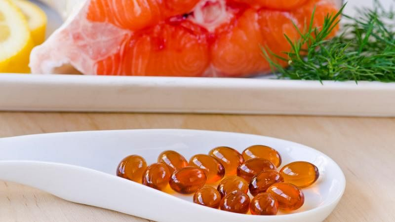 A much better bet for all-around brain and heart health, is eating foods naturally high in omega-3 fatty acids, such as salmon, flaxseed and walnuts (Photo: iStock)