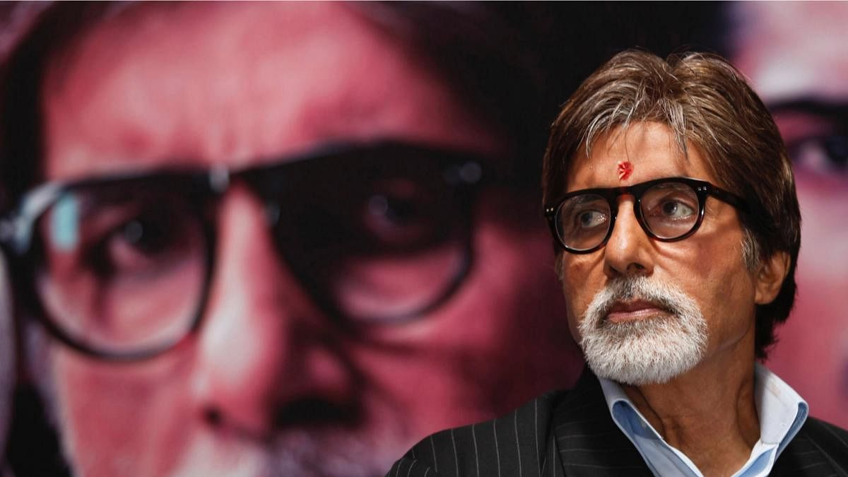 Amitabh Bachchan startles the media with this revelation
