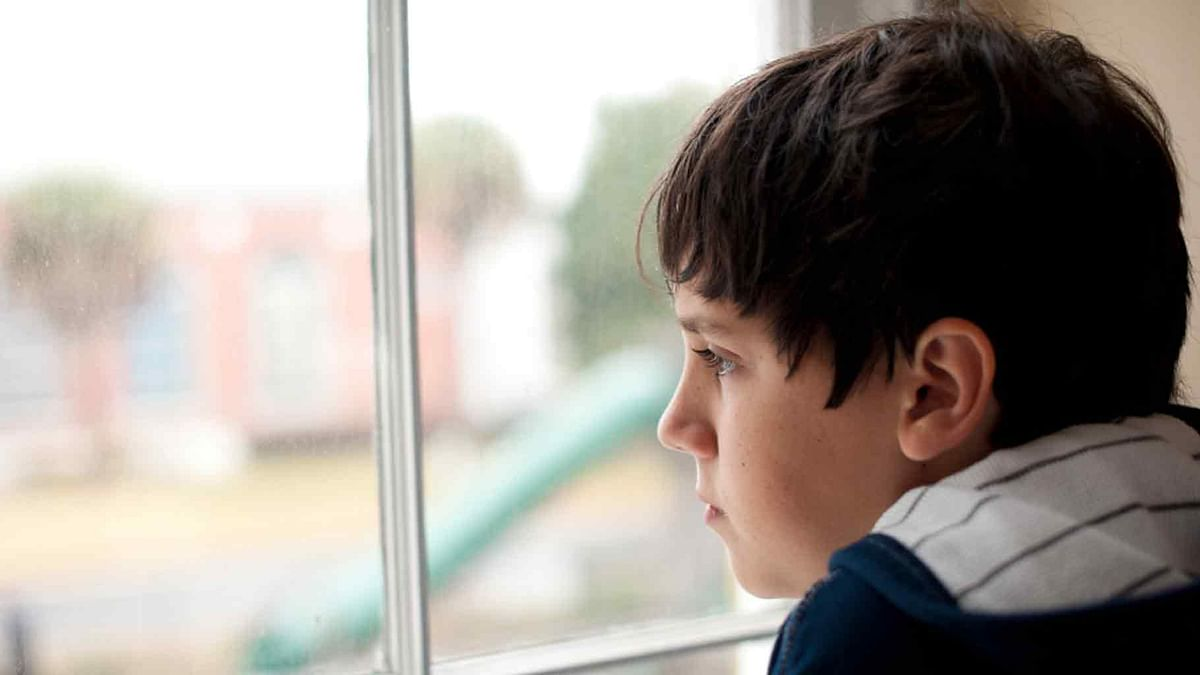 Around one in five children suffer from anxiety and depression.