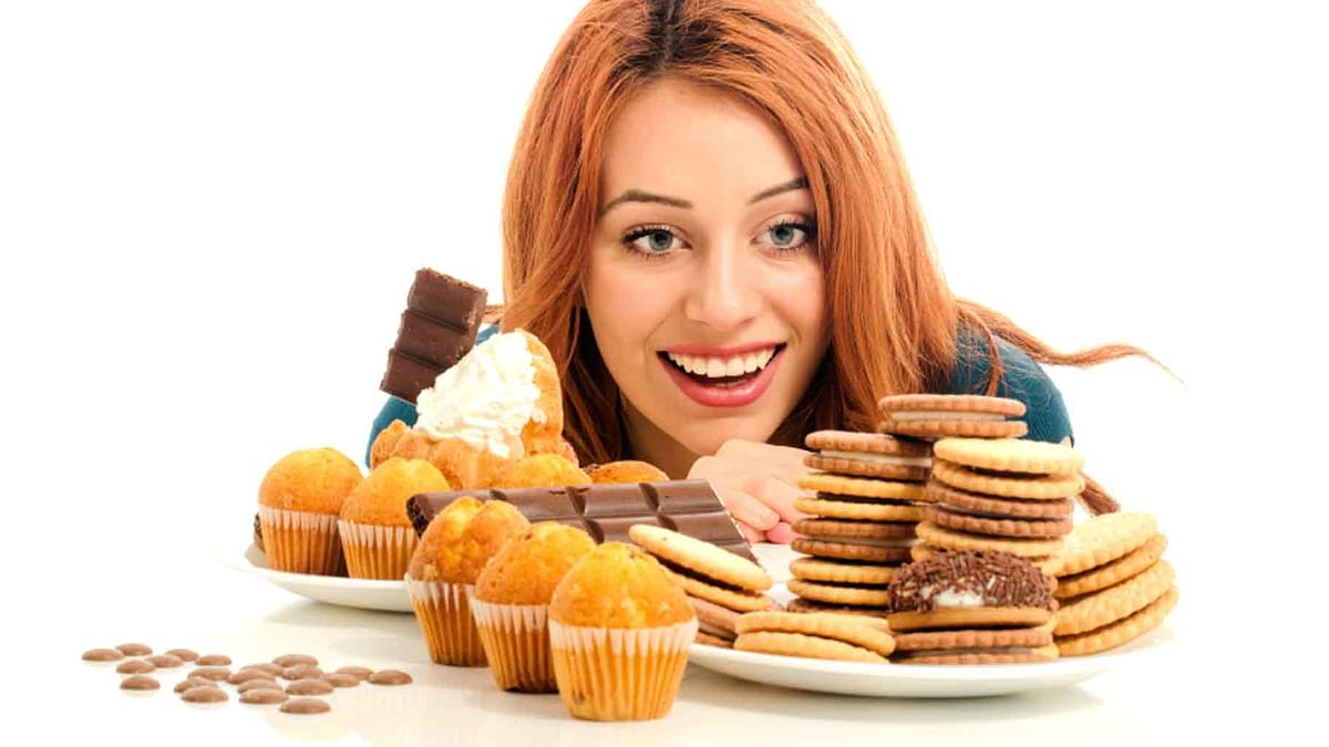Try not to have excessively sweet foods while you are trying to quit smoking.