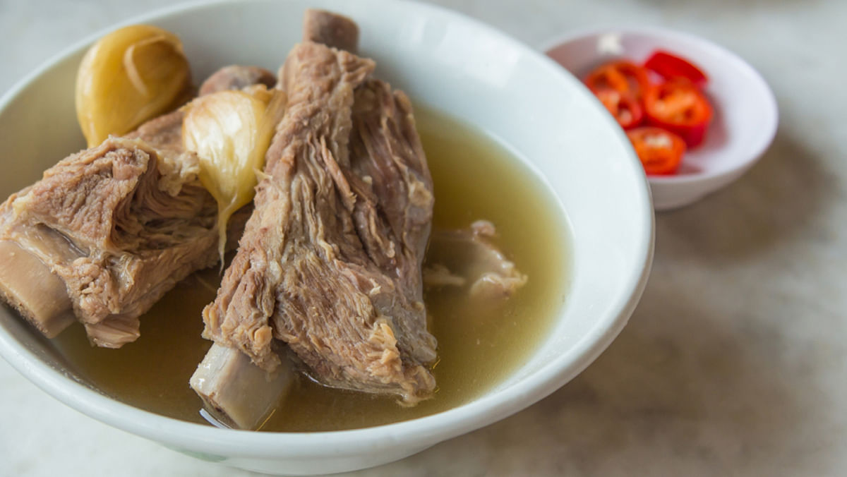 That yummy bowl of broth should be on your list this year. (Photo: iStock)