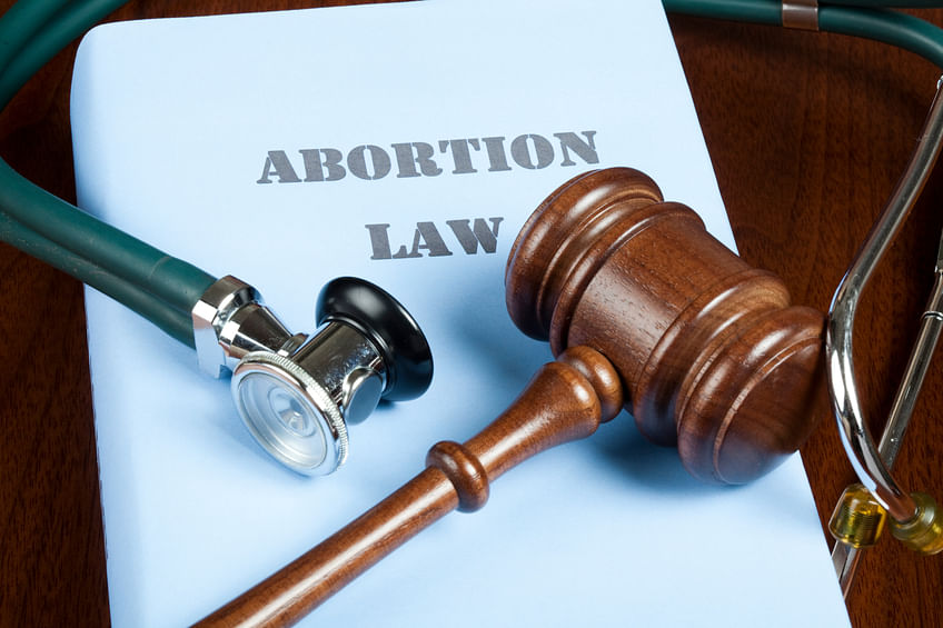 The Medical Termination of Pregnancy Act allows for abortion only upto 20 weeks  .