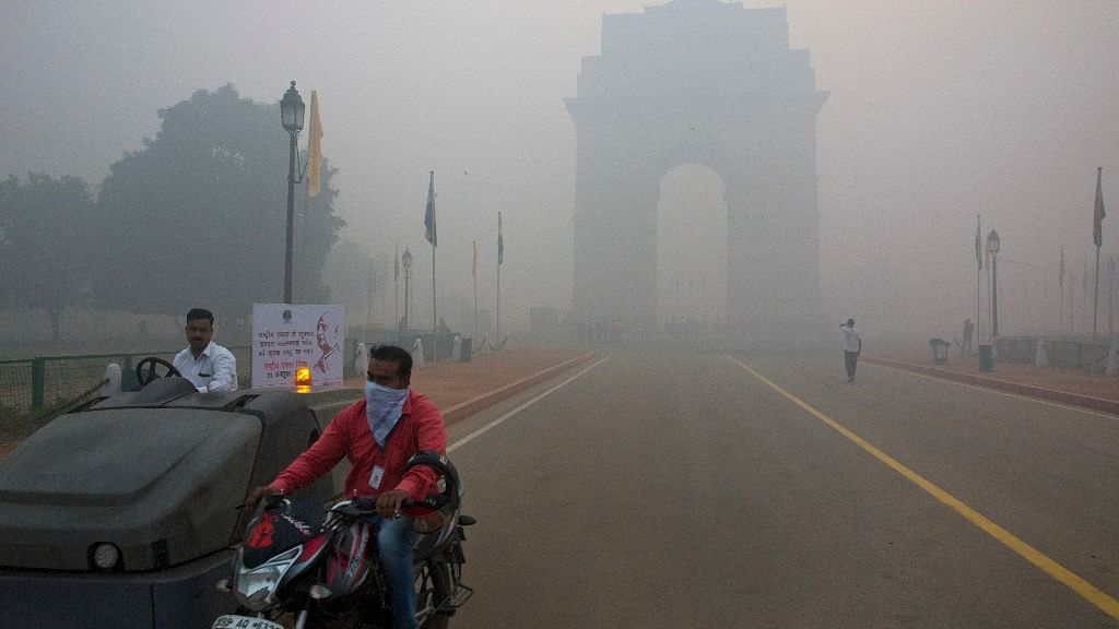 Public health emergency declared in response to Air Pollution.