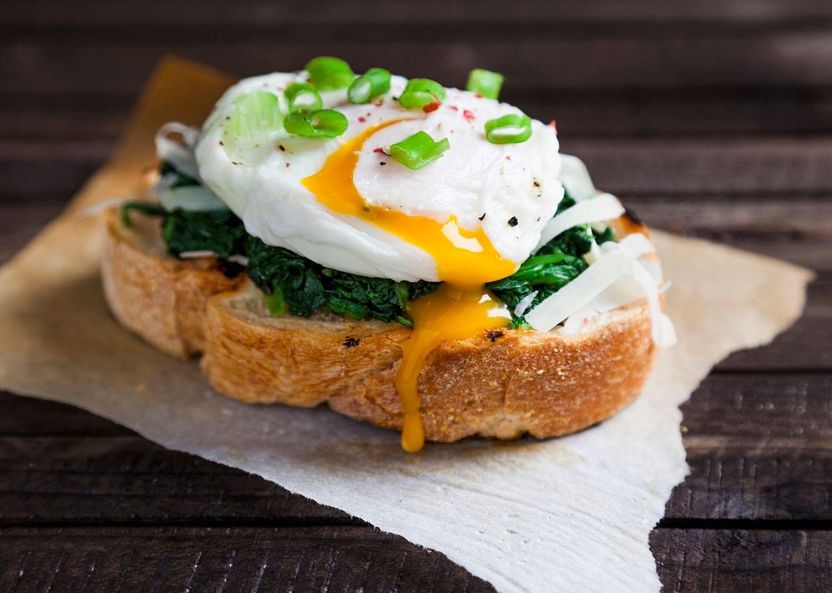 Eggs to beat winter blues! (Photo: iStock)