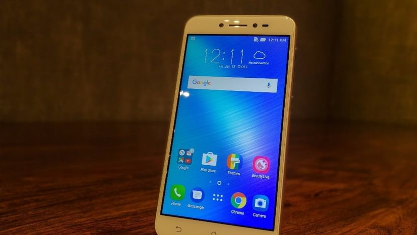 ASUS Zenfone Live First Impressions: The Smartphone 'Live-Style ...