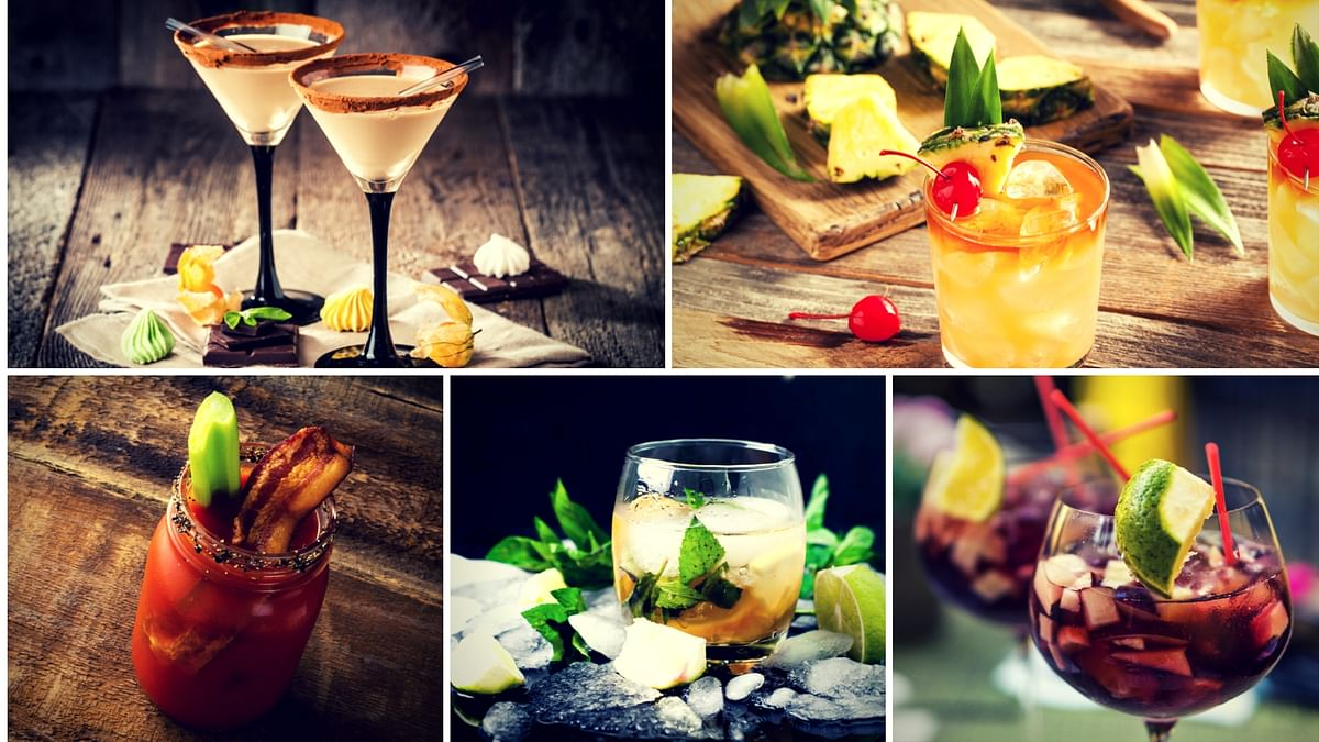 Cocktails and Calories: It's Time to Weigh Your Poison