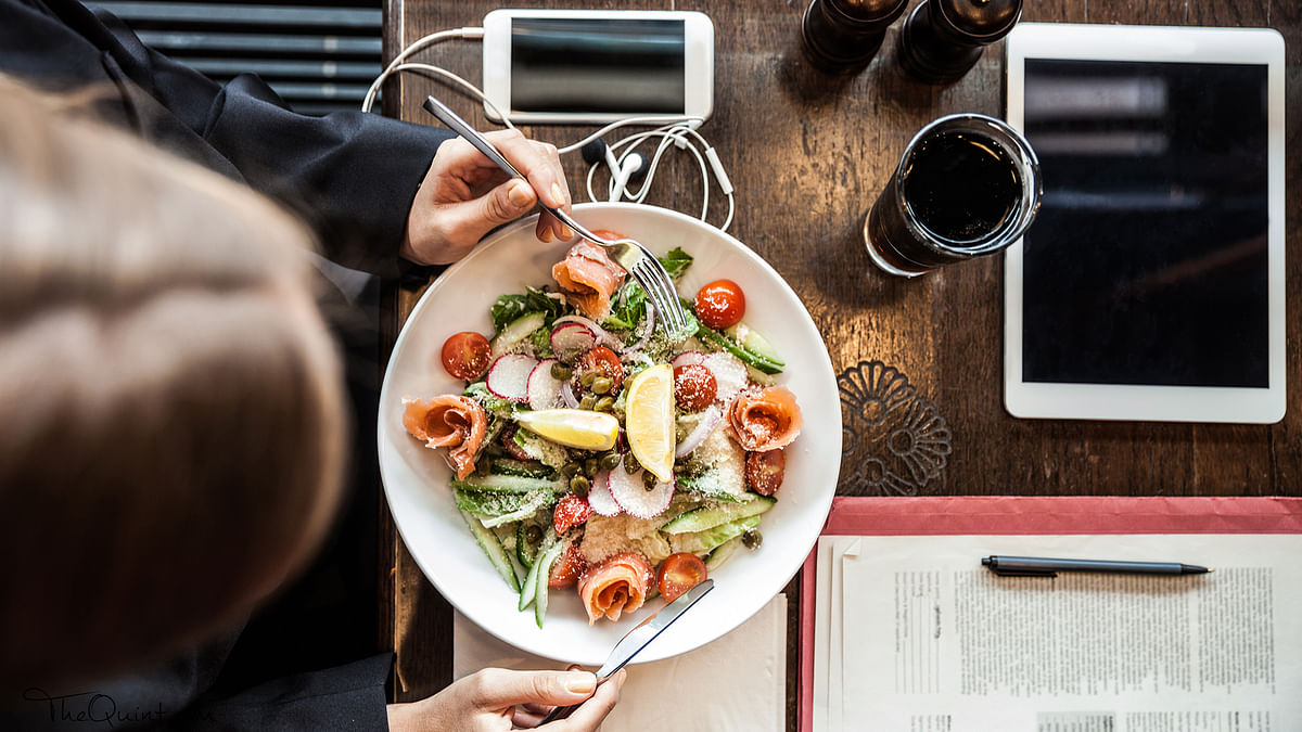 The Art of Eating: Slow Down, Enjoy Your Meal or Fall Sick