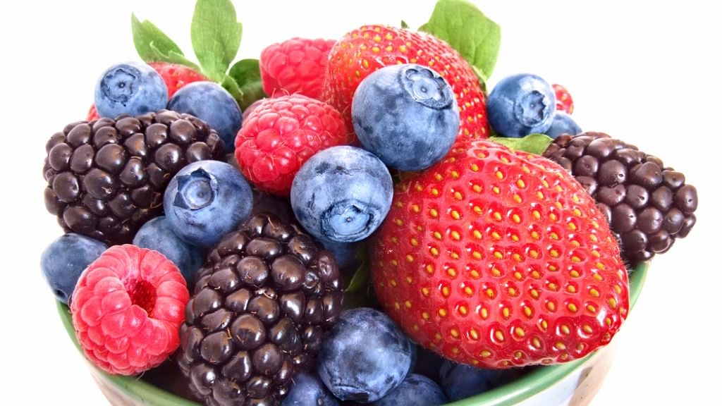 There is more than one reason to have more of berries.